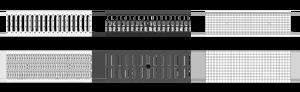 Решетки Gidrolica Standart - фото
